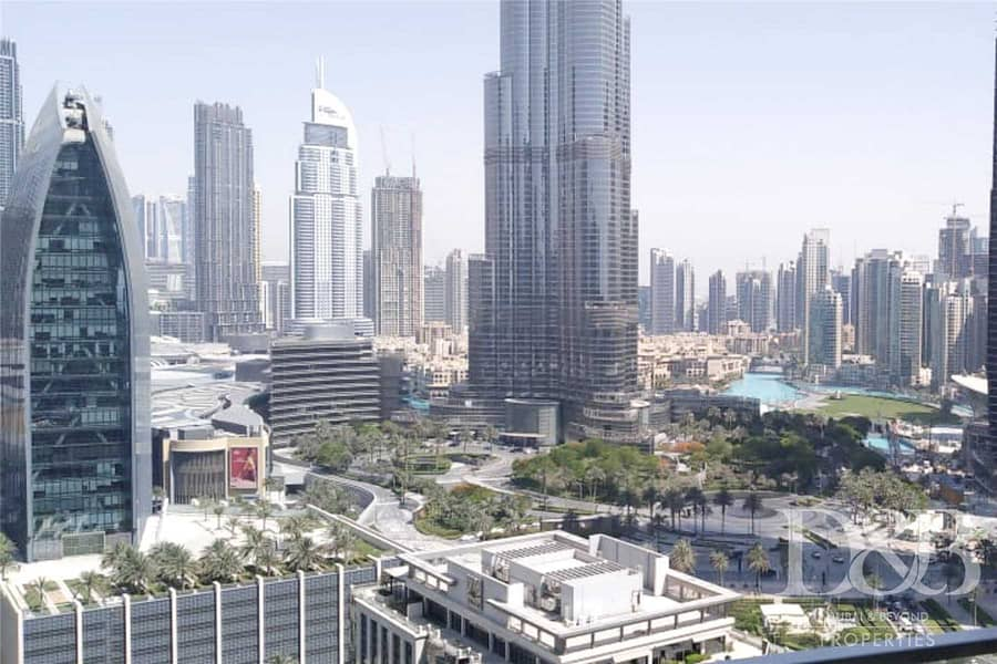 VACANT | EMAAR | FURNISHED | GREAT PRICE