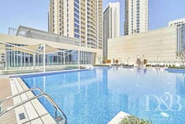 Modern 1BR with Balcony | Free Chiller | New Tower