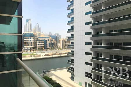 1 Bedroom Flat for Rent in Business Bay, Dubai - Unfurnished 1 Bed | Good Location | Amenities