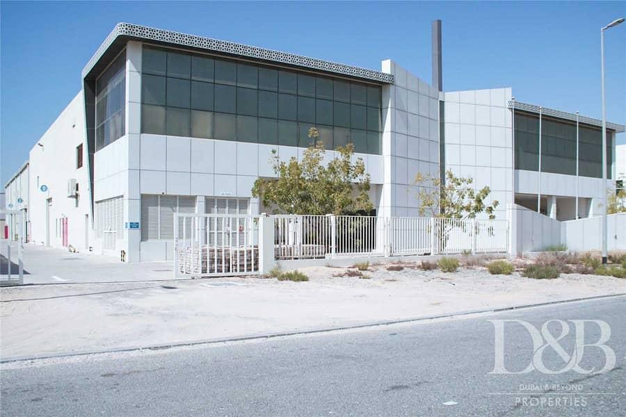 Strategic Location | Vacant Spacious Warehouse