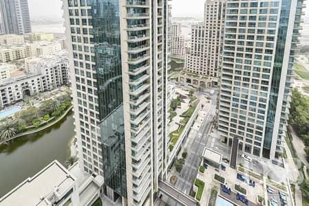 فلیٹ 1 غرفة نوم للبيع في ذا فيوز، دبي - Partial Golf View | Large Balcony | High Floor