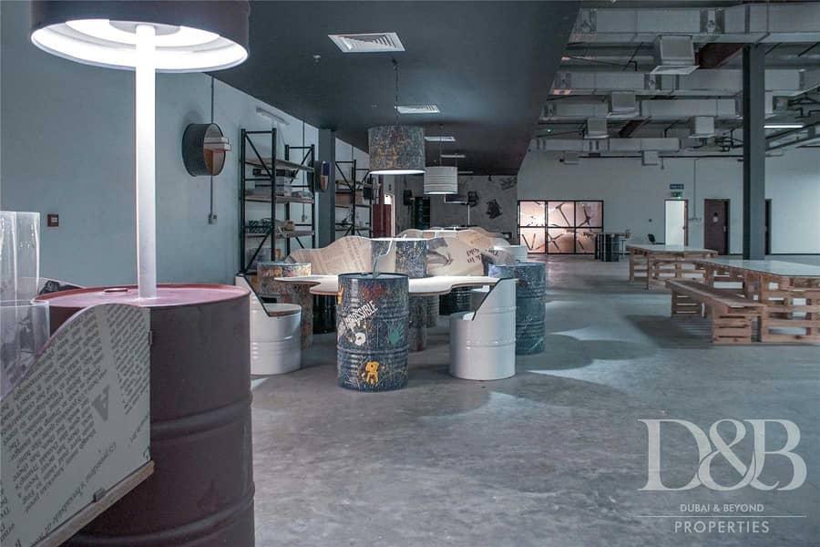 9 Strategic Location   Vacant Spacious Warehouse