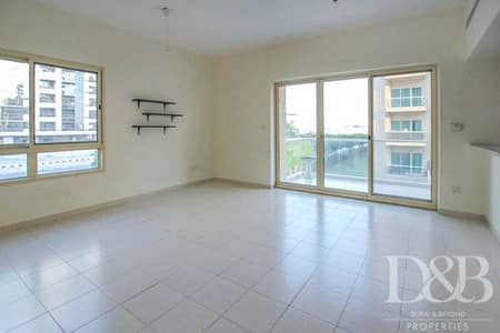 1 Bedroom Apartment for Rent in The Greens, Dubai - BALCONY   CHILLER FREE   PET FRIENDLY AREA