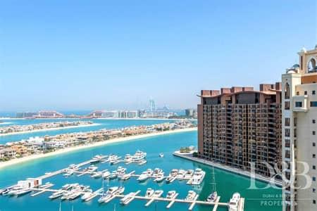 بنتهاوس 4 غرف نوم للبيع في نخلة جميرا، دبي - Duplex Style Apartment | Outstanding Sea Views