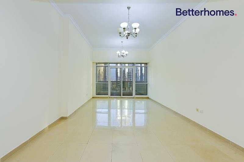 High Floor | Balcony |Large Apartment