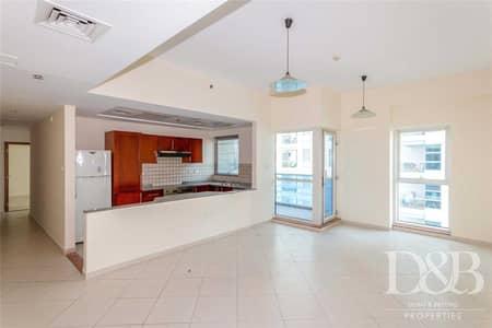 فلیٹ 2 غرفة نوم للايجار في دبي مارينا، دبي - Immaculate Condition | Large Balcony | 2 BR