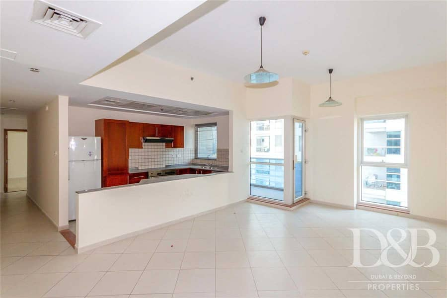 Immaculate Condition | Large Balcony | 2 BR