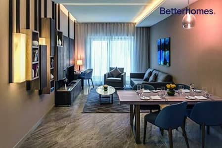 2 Bedroom Hotel Apartment for Rent in Downtown Dubai, Dubai - Fully serviced/ all bills included/ 2 Bedrooms hotel apartment