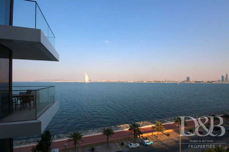 9 Newly Handed Over | Full Sea View | Modern