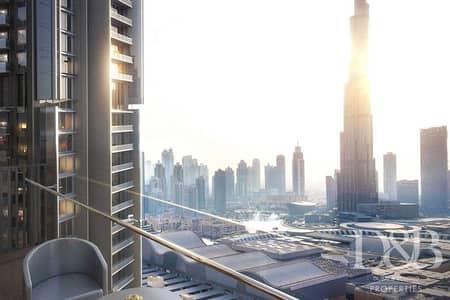 2 Bedroom Flat for Sale in Downtown Dubai, Dubai - Motivated Seller | Burj View | Resale