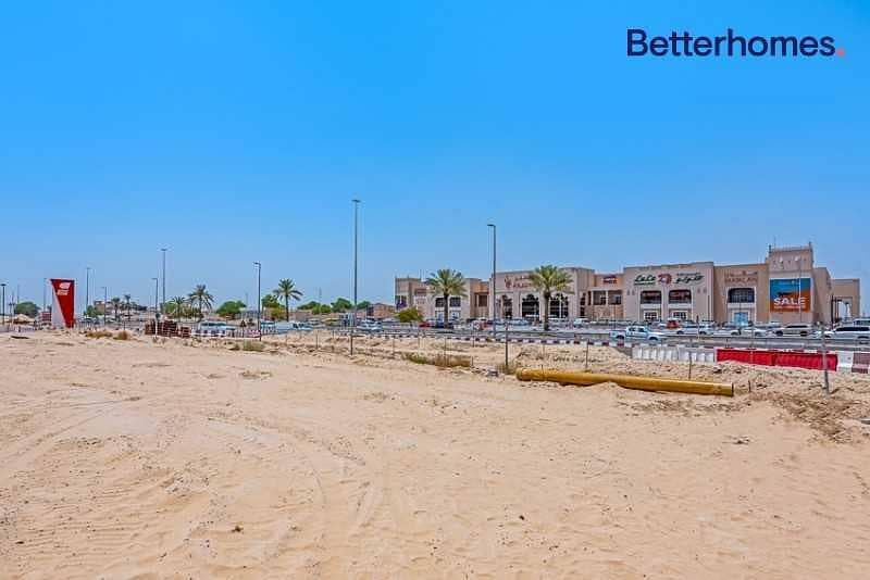 2 Commercial Land   Located on Al Khawaneej St