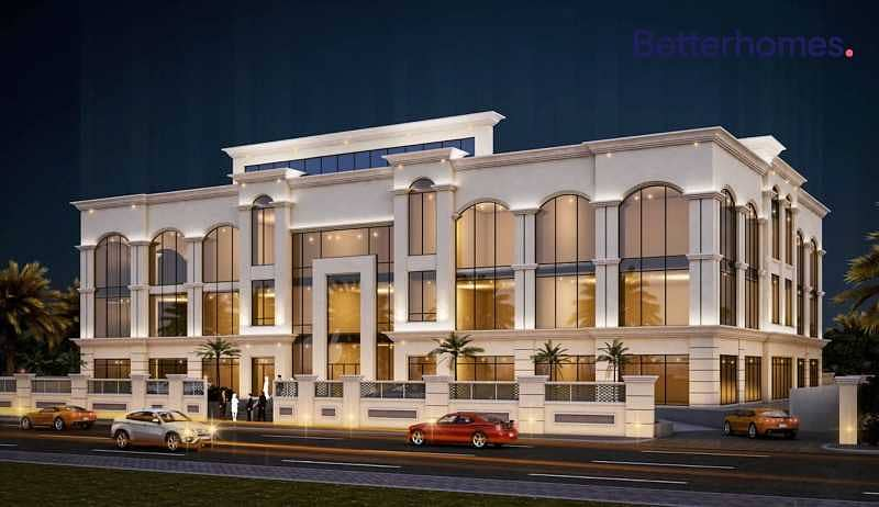 14 Commercial Land   Located on Al Khawaneej St
