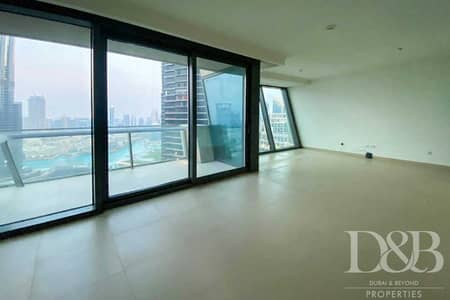 3 Bedroom Apartment for Rent in Downtown Dubai, Dubai - Vacant | Spacious 3- Beds | Chiller Free