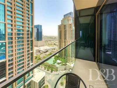 1 Bedroom Apartment for Rent in Dubai Marina, Dubai - Fully Furnished | High Floor | Great Location
