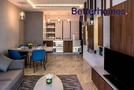 1 Bedroom Apartment for Rent in Downtown Dubai, Dubai - fully serviced/ multiple cheques/ great location