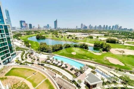 فلیٹ 2 غرفة نوم للبيع في التلال، دبي - GOLF VIEW | FULLY SERVICED | RENTED