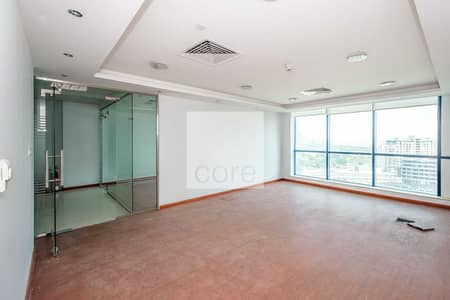 Office for Rent in Jumeirah Lake Towers (JLT), Dubai - Fitted Ofiice | Mid Floor | DMCC Freezone