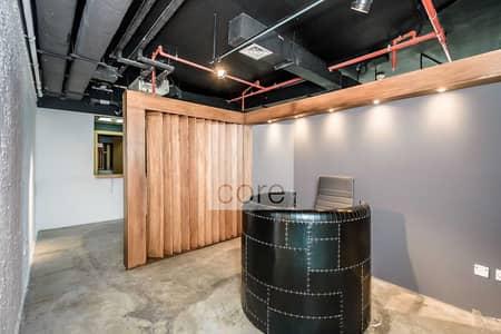 مکتب  للبيع في أبراج بحيرات الجميرا، دبي - Fitted Office   High Floor   DMCC Freezone