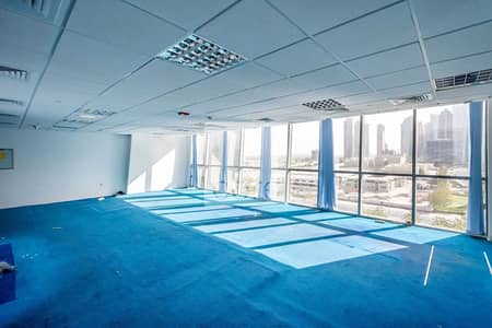 Office for Rent in Jumeirah Lake Towers (JLT), Dubai - Fitted Office   Low Floor   Parking   DMCC