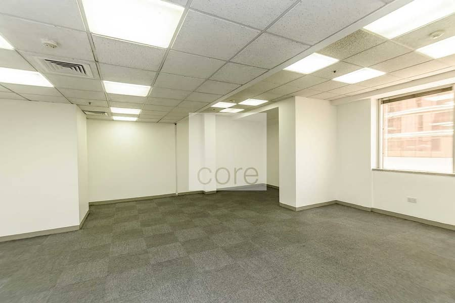 2 Fitted partitioned office in Al Moosa T1