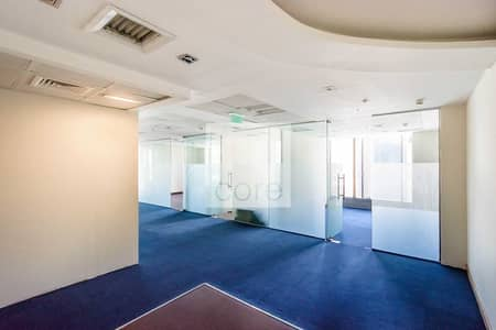 Office for Rent in Jumeirah Lake Towers (JLT), Dubai - Newly Fitted unit | Partitioned | 12 Chqs Payment