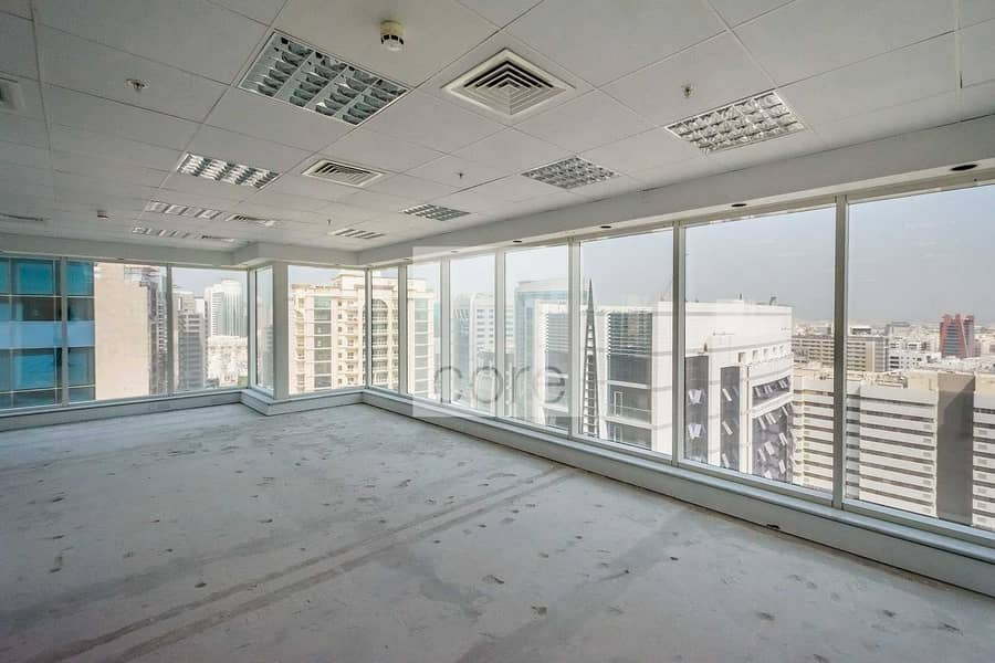 On High Floor | Available Fitted Office