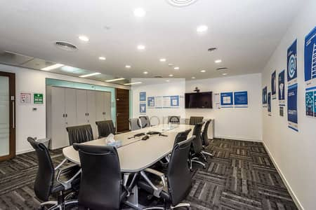 Office for Rent in Al Reem Island, Abu Dhabi - High Floor | Fitted Office  | High Quality