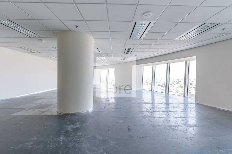 Fitted Office | Vacant | Mid Floor | DED