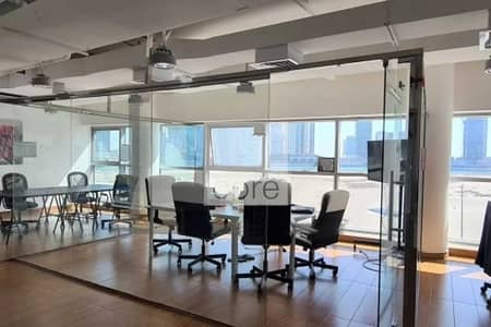 Office for Sale in Business Bay, Dubai - Fitted and Partitioned | Prime Location