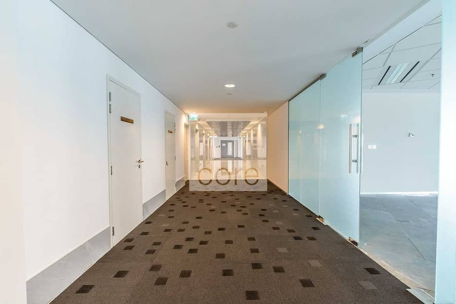 10 Fitted Office | Vacant | Mid Floor | DED