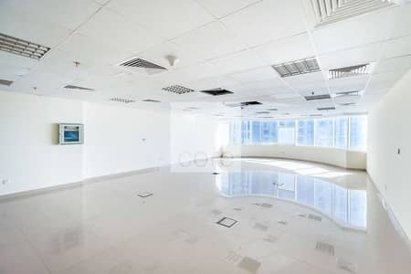 Office for Rent in Jumeirah Lake Towers (JLT), Dubai - Fully Fitted Office | Mid Floor | Open Plan