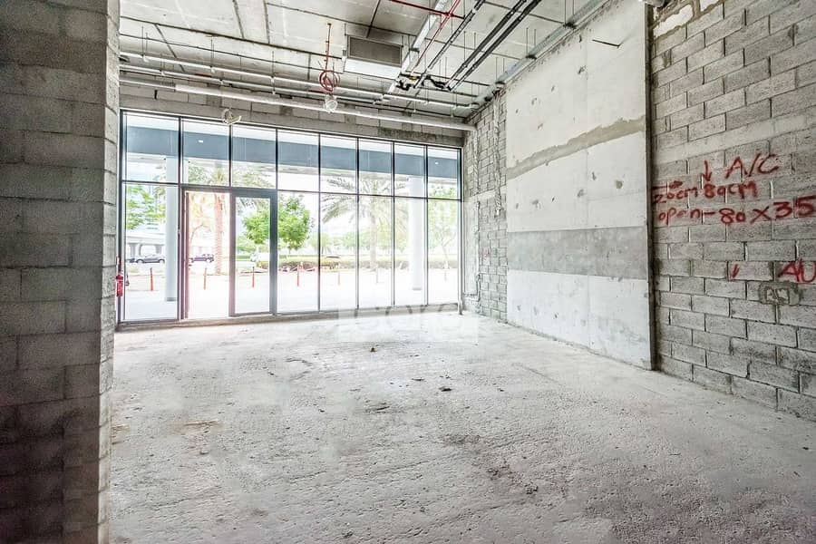 Prime Location | Shell and Core Retail
