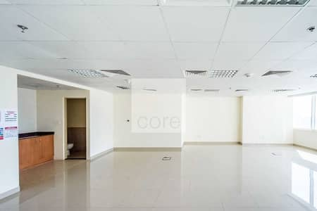 Office for Rent in Jumeirah Lake Towers (JLT), Dubai - Open Plan Office | Fully Fitted | Close to Metro