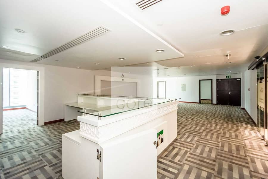 Full Floor | Fully Fitted Office | Sea View
