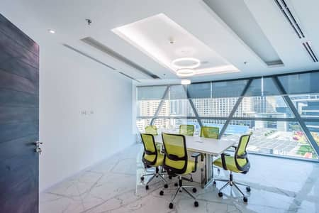 Office for Rent in DIFC, Dubai - Furnished and Fitted | Wet Pantry | Freezone