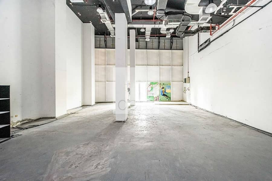 Fully Fitted Retail | Low floor | Parking
