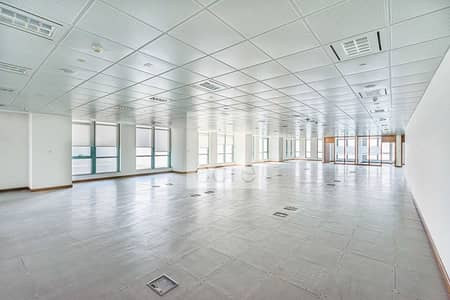 Office for Rent in Corniche Area, Abu Dhabi - Mid Floor | Fitted Office | Good Location
