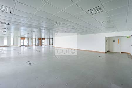 Office for Rent in Corniche Area, Abu Dhabi - Mid Floor | Fitted Office | Well Located
