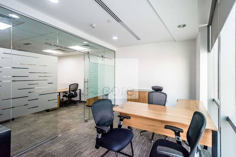 All Inclusive   Fitted and Furnished Office