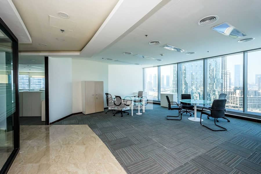 21 Fitted and Furnished | Vacant | Mid Floor