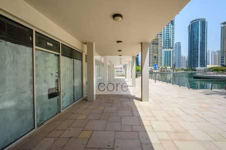 محل تجاري  للايجار في أبراج بحيرات الجميرا، دبي - Shell and Core Retail | Low Floor | DMCC