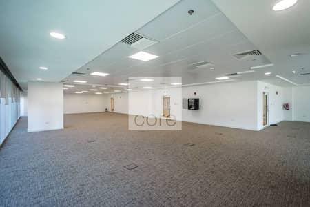 مکتب  للايجار في جزيرة الريم، أبوظبي - Fitted Office | Prime Location | Mid Floor