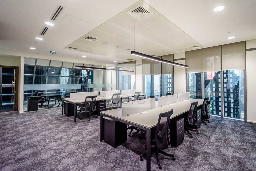 2 Mid Floor | Fitted and Furnished Office