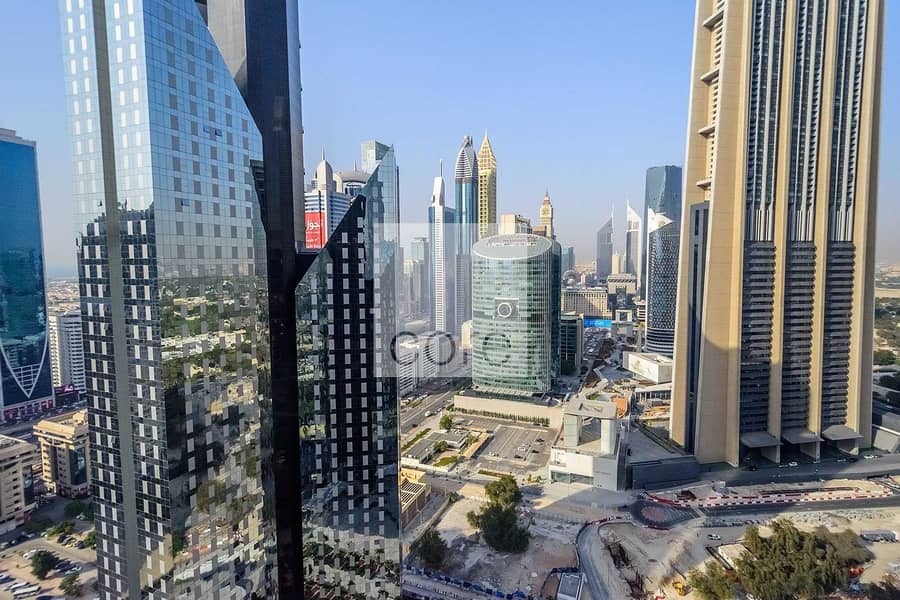 10 Mid Floor | Fitted and Furnished Office