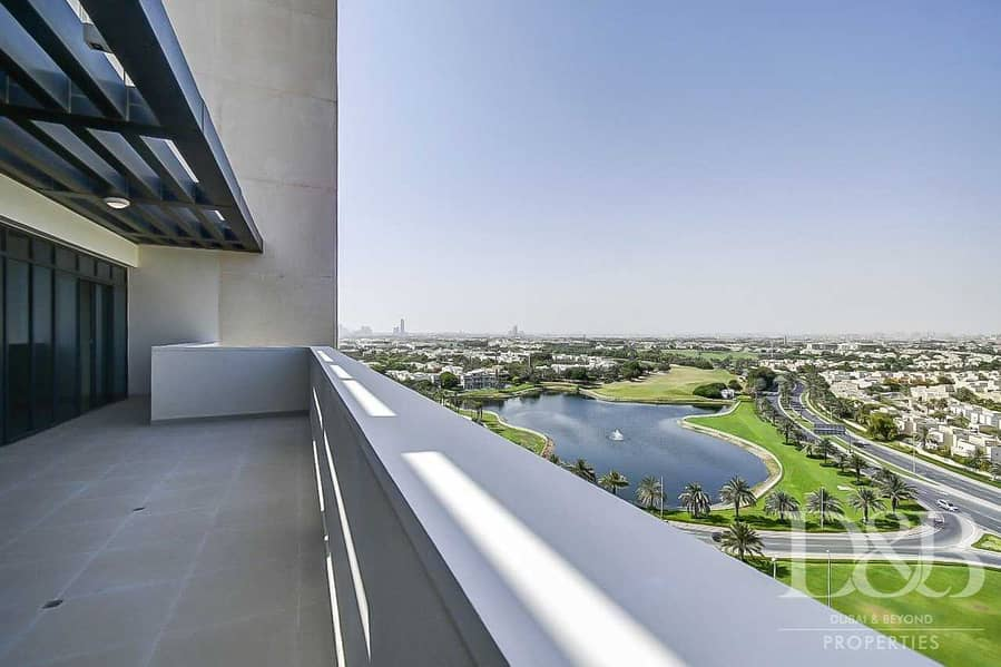 High Level   Large Terrace   Panoramic View
