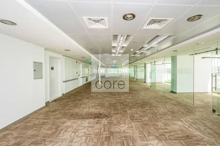 Floor for Rent in Sheikh Zayed Road, Dubai - Fully Fitted Office | With Panoramic View