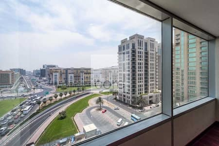Office for Rent in Deira, Dubai - Prime Location | Fitted Partitioned Office