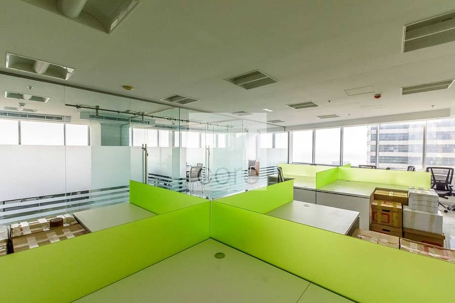 15 Fitted Office   Close to Metro   Low Floor