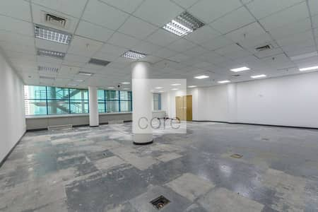 مکتب  للايجار في شارع الشيخ زايد، دبي - Prime Location   Fitted Office   High Floor
