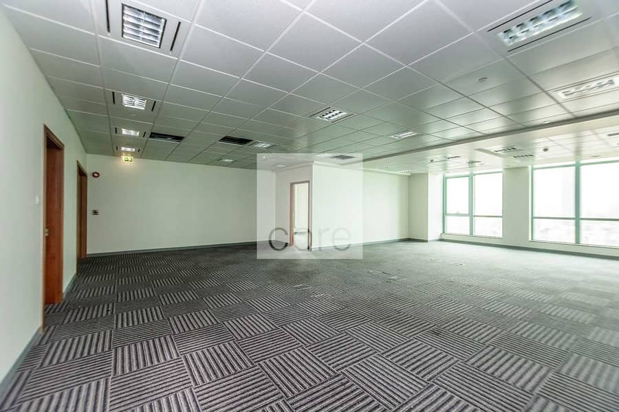 Fully fitted office for Rent in Corniche